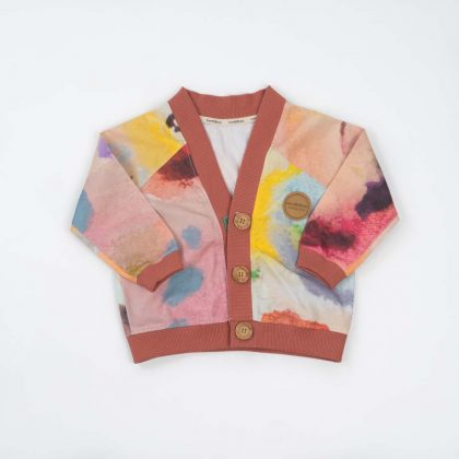 mimOOkids Tops Close-Me Cardigan Colours Arts (2)