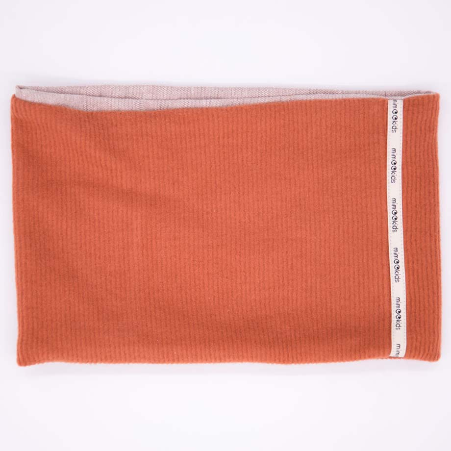 mimOOkids Accessories Endless Scarf Caramel