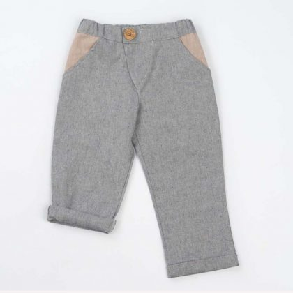 mimOOkids Bottoms Close-Me Pant Denim Recycled cotton (3)