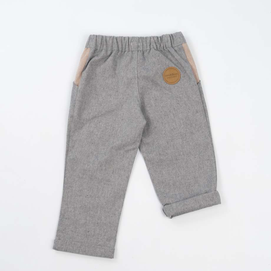 mimOOkids Bottoms Close-Me Pant Denim Recycled cotton (4)