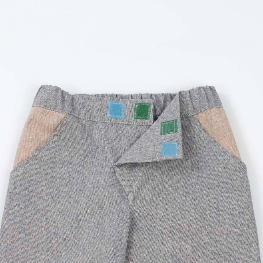 mimOOkids Bottoms Close-Me Pant Denim Recycled cotton (9)