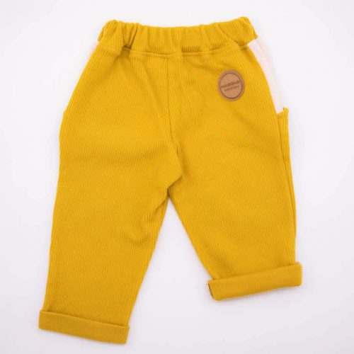 mimOOkids Bottoms Close-Me Pant Honey Corduray (4)