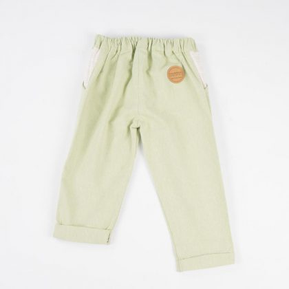 mimOOkids Bottoms Close-Me Pant Pistacho (2)