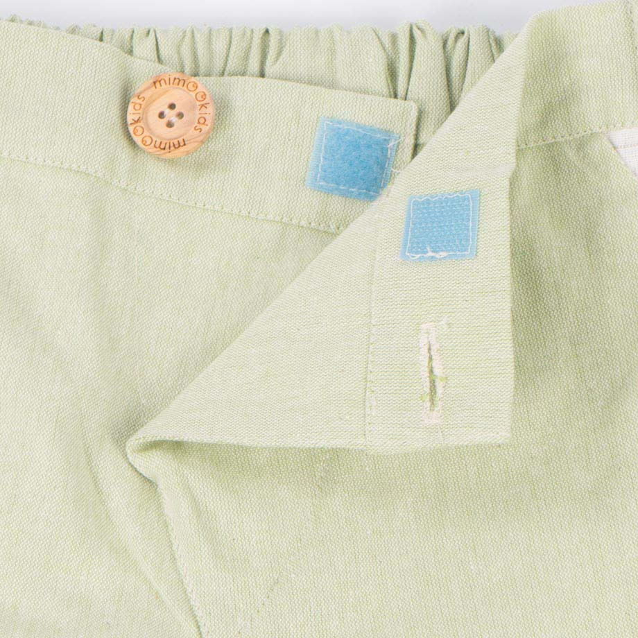 mimOOkids Bottoms Close-Me Pant Pistacho (3)