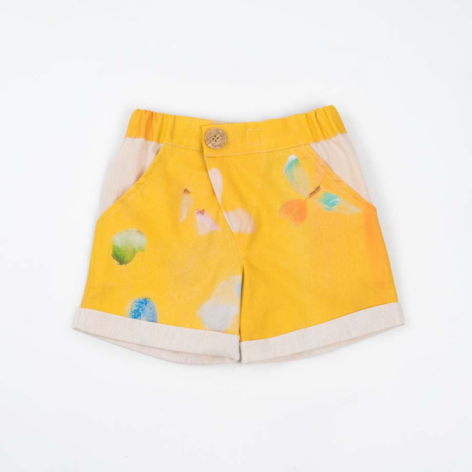 mimOOkids Bottoms Close-Me Shorts Colibri Arts (1)