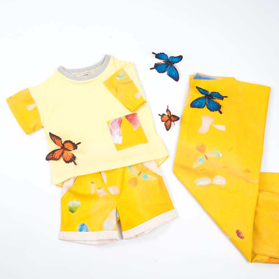 mimOOkids Bottoms Close-Me Shorts Colibri Arts (3)