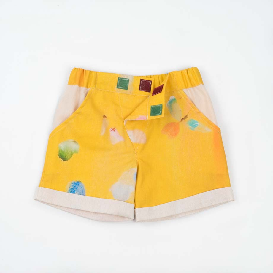 mimOOkids Bottoms Close-Me Shorts Colibri Arts (5)