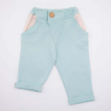mimOOkids Bottoms Close-me Pant Mint Corduray (5)