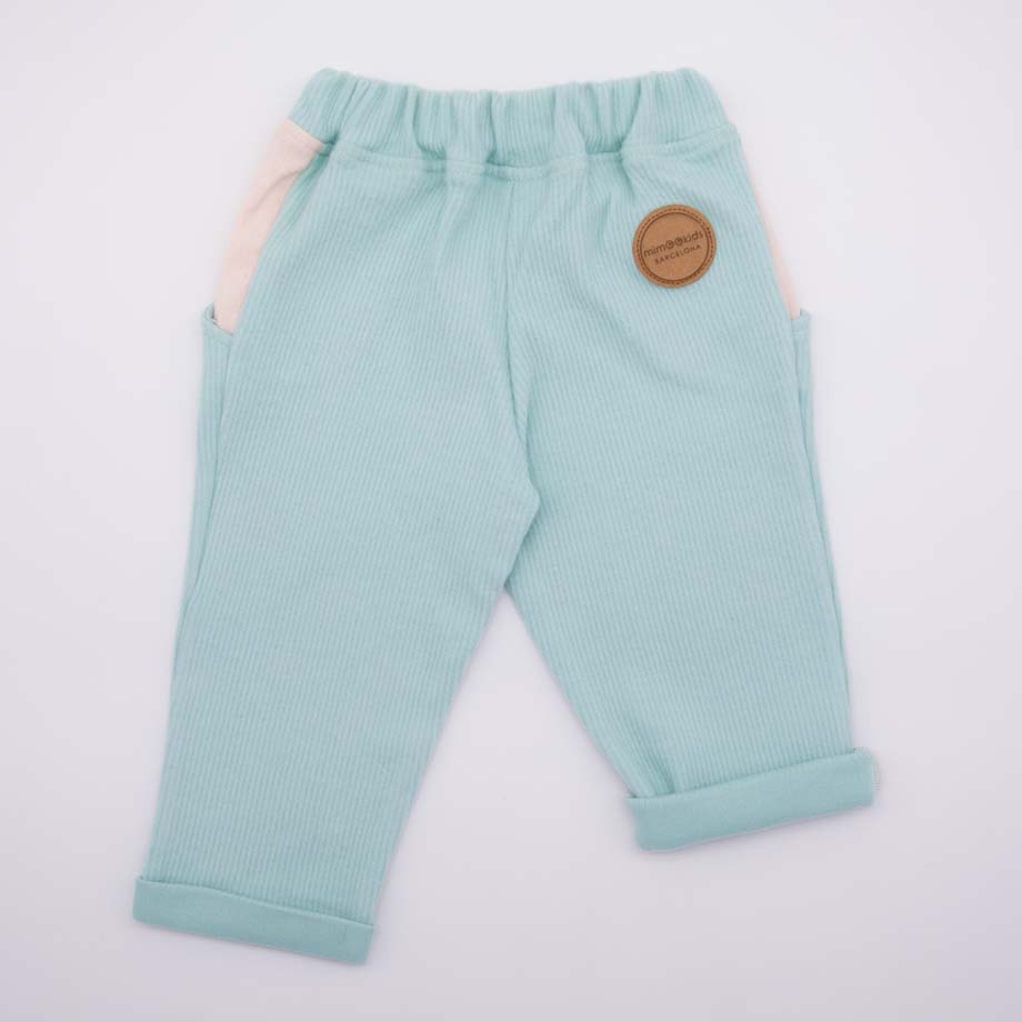 mimOOkids Bottoms Close-me Pant Mint Corduray (6)