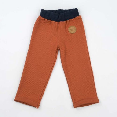 mimOOkids Bottoms Pull-Me-Up Pant Caramel Corduray (3)