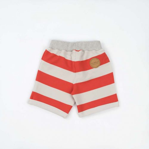 mimOOkids Bottoms Short Red Stripes (3)