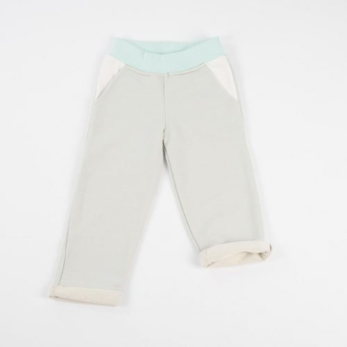 mimOOkids Bottoms pull-me-up pant frsited grey (2)