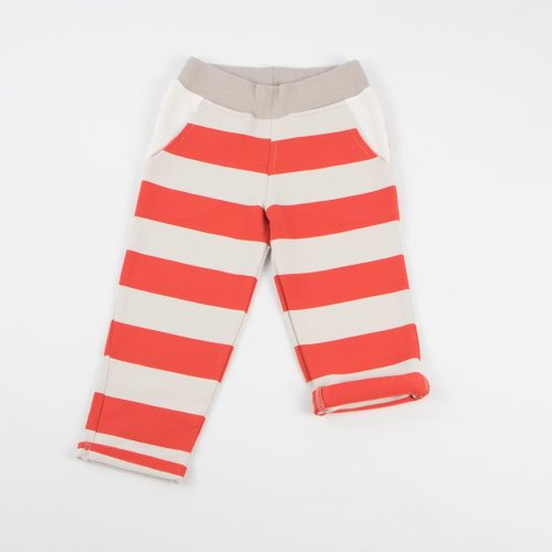 mimOOkids Bottoms pull-me-up pant red stripes (1)