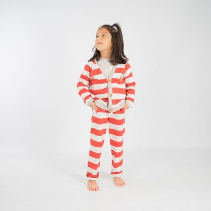 mimOOkids Bottoms pull-me-up pant red stripes (3)