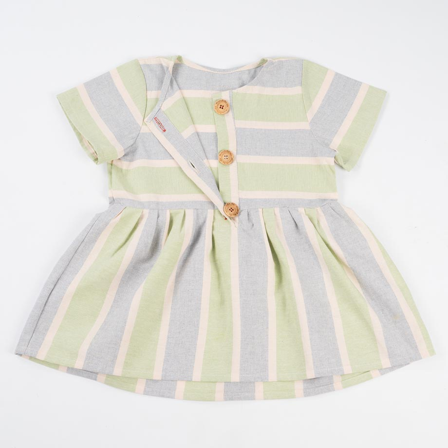 mimOOkids Easy-Dress Stripes Pistacho (4)