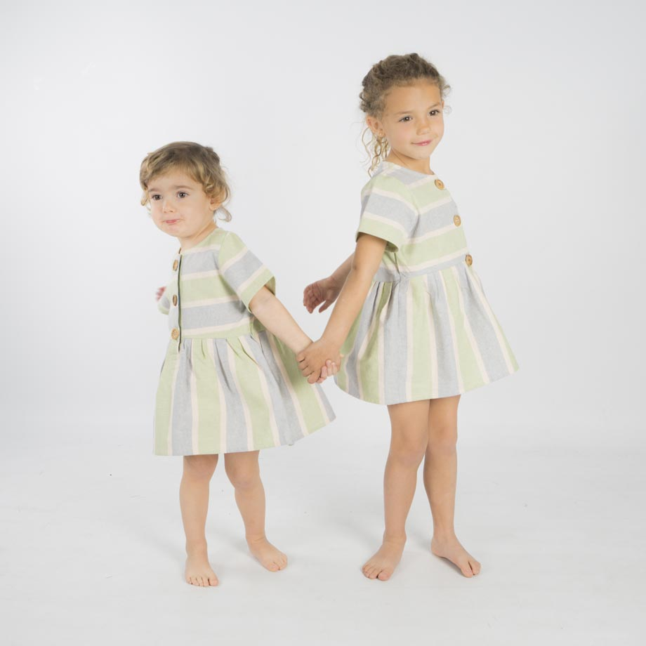 mimOOkids Easy-Dress Stripes Pistacho (8)