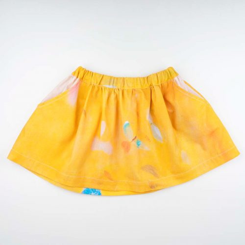mimOOkids Skirt Pull-me-up Colibri