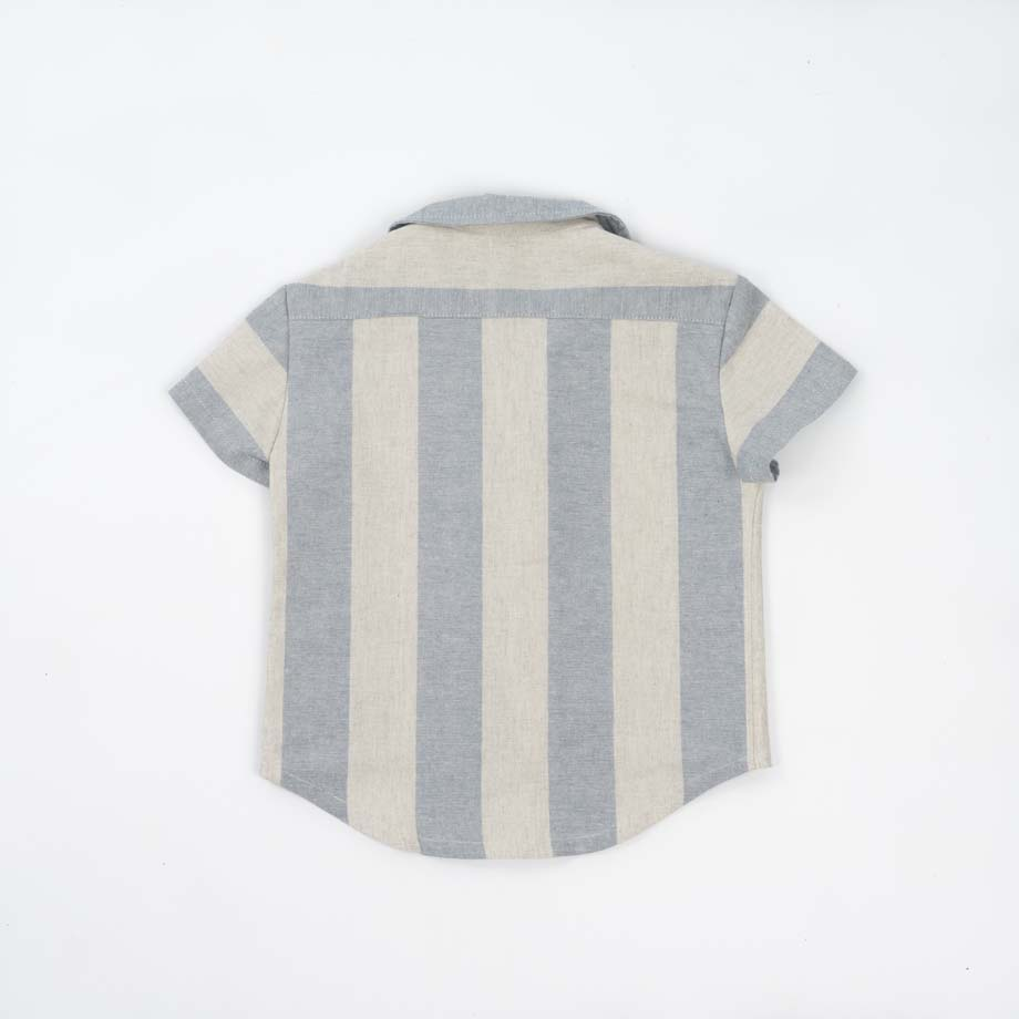 mimOOkids Top Close-Me Shirt Baby Blue Stripes (2)
