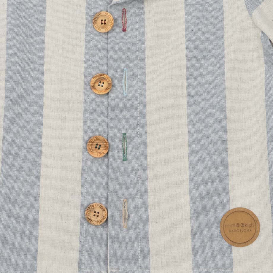 mimOOkids Top Close-Me Shirt Baby Blue Stripes (7)