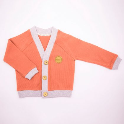 mimOOkids Tops Close - Me Cardigan Frambuesa Corduray (2)