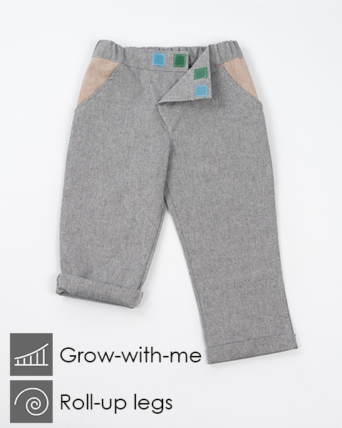 mimOOkids slider Close-me pants 8
