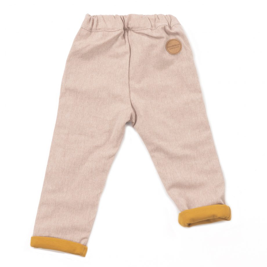 LINED CLOSE ME PANT SAND (7)