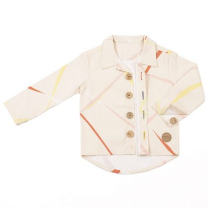 MIMOOKIDS - CLOSE-ME SHIRT - CIRRUS (15)