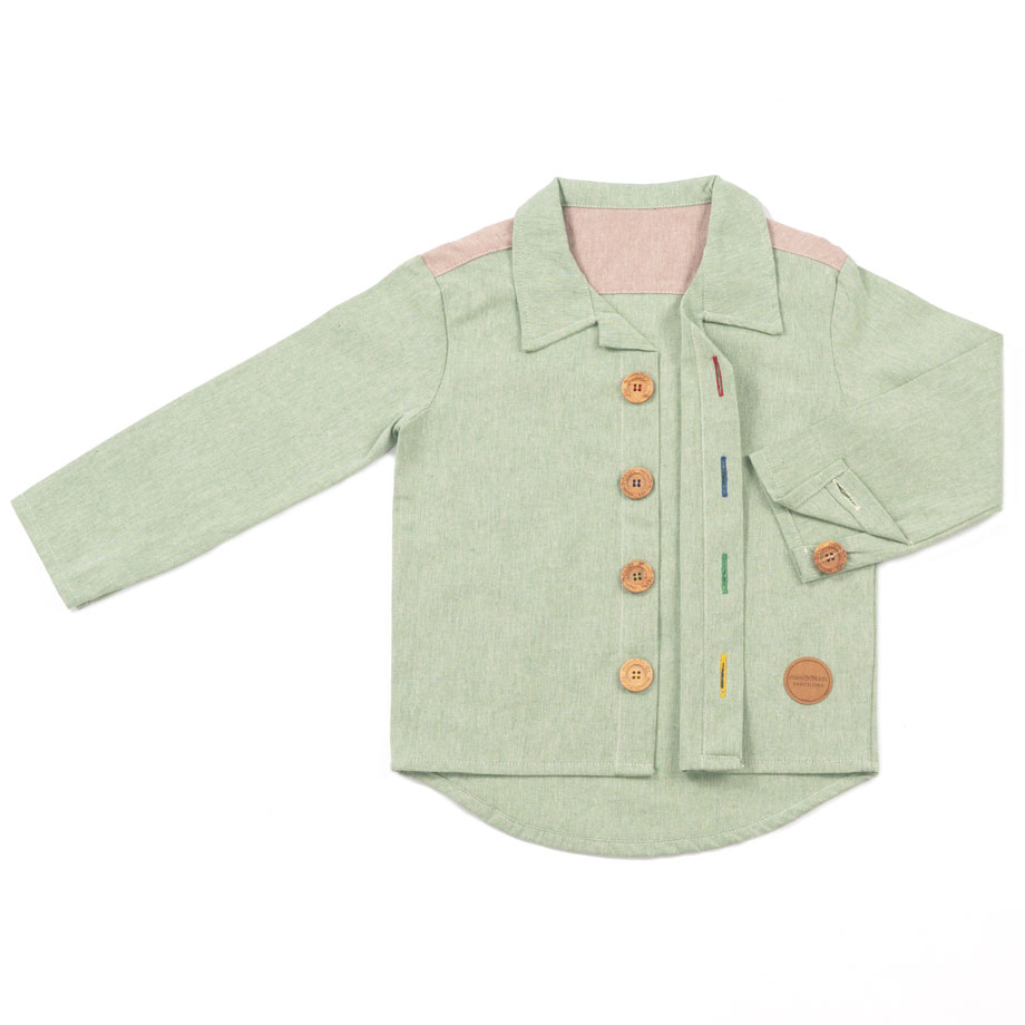 MIMOOKIDS CLOSE-ME SHIRT PISTACHO (6)