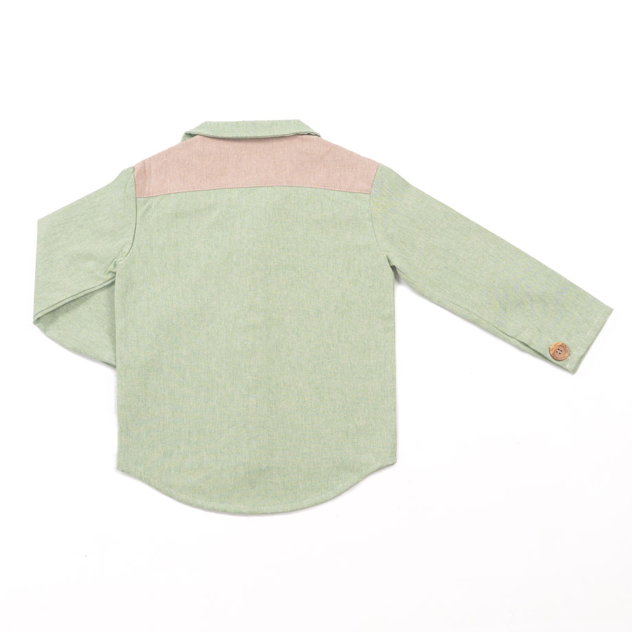 MIMOOKIDS CLOSE-ME SHIRT PISTACHO (8)