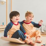 MIMOOKIDS - EASY DRESSING PETROL-SAND (2)