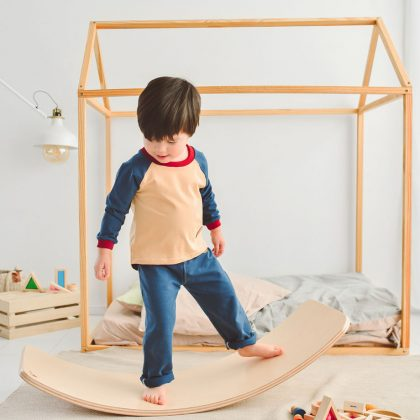 MIMOOKIDS - EASY DRESSING PETROL-SAND (3)