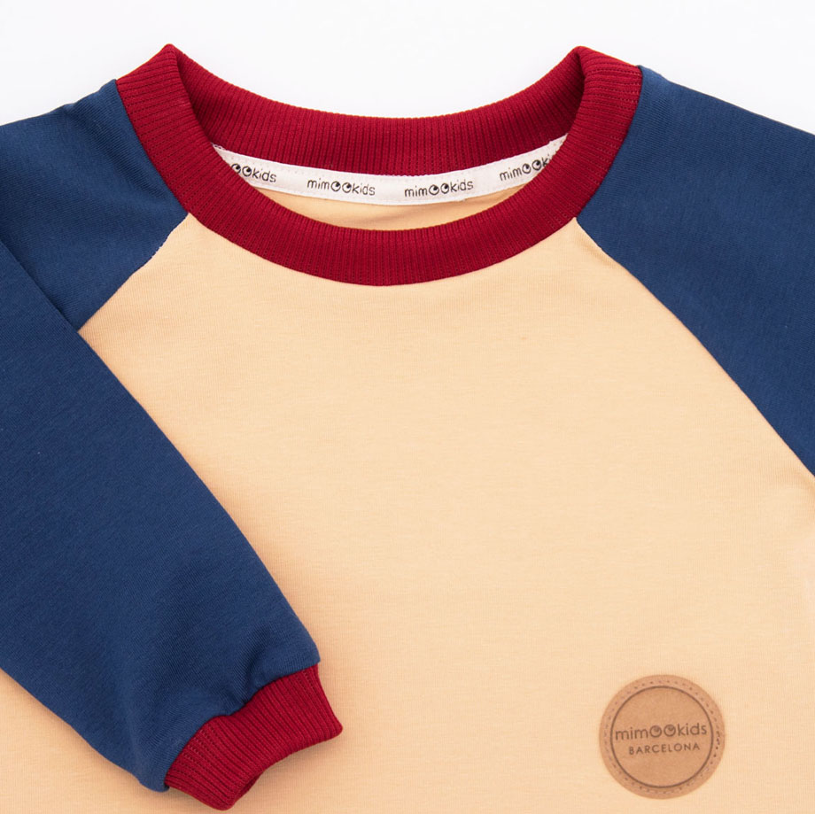 MIMOOKIDS - EASY DRESSING PETROL-SAND (5)