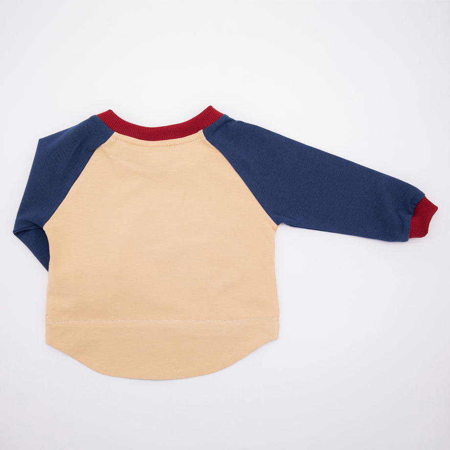 MIMOOKIDS - EASY DRESSING PETROL-SAND (7)