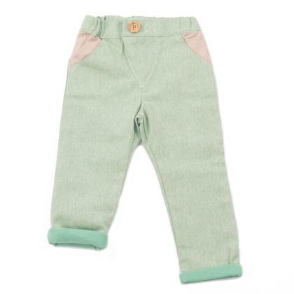 MIMOOKIDS CLOSE-ME PANT PISTACHO (4)