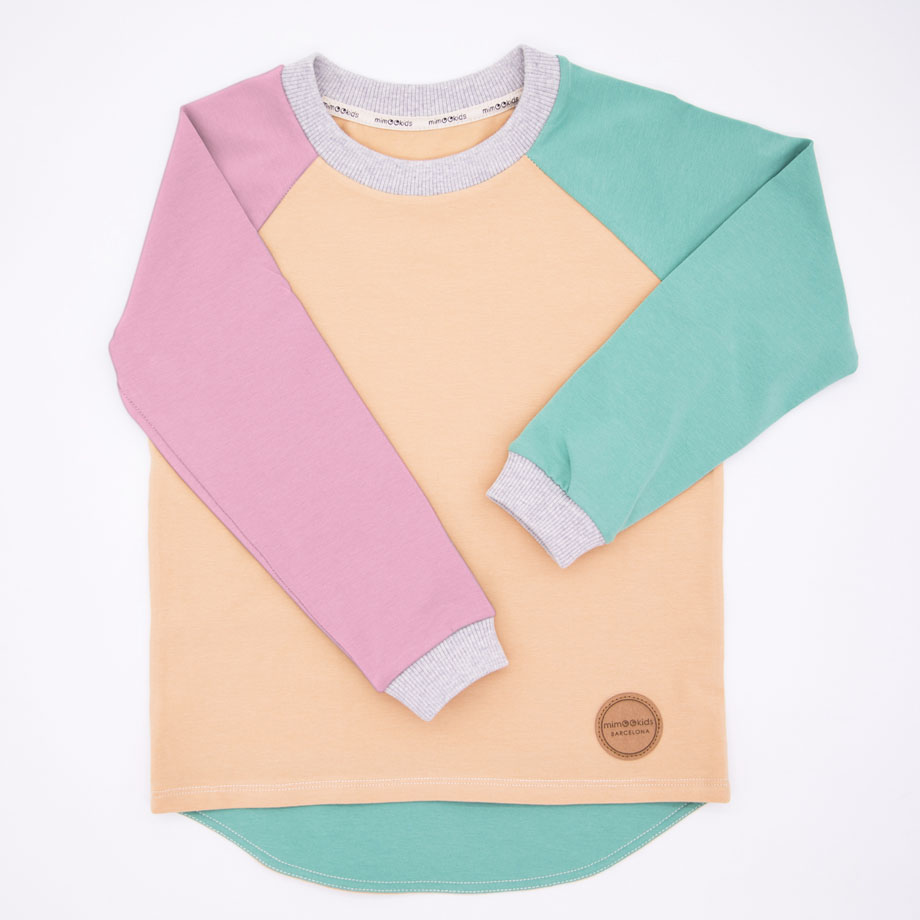 MIMOOKIDS - EASY DRESSING APPLE-SAND-ROSE (2)
