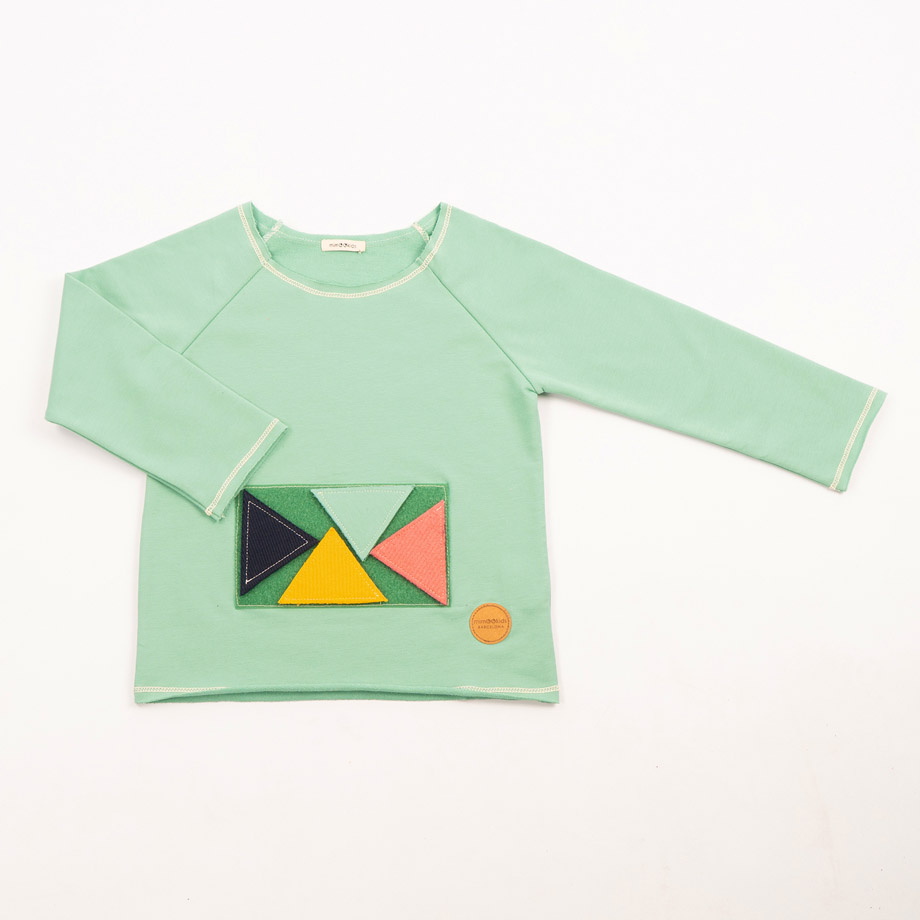 MIMOOKIDS - PLAY WITH ME SWEATER-APPLE GREEN (6)