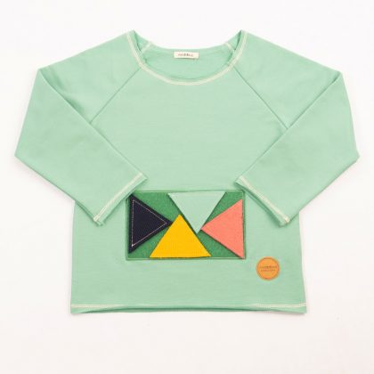 MIMOOKIDS - PLAY WITH ME SWEATER-APPLE GREEN (7)