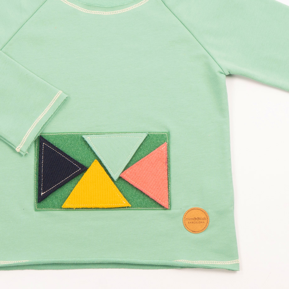 MIMOOKIDS - PLAY WITH ME SWEATER-APPLE GREEN (8)
