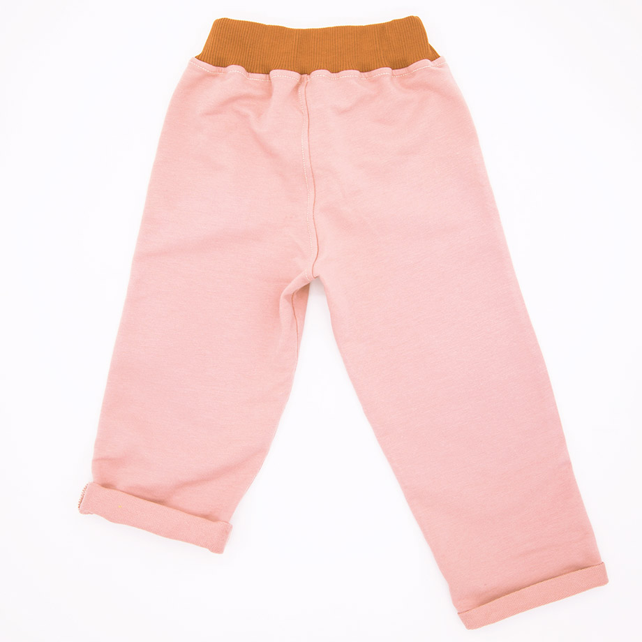 MIMOOKIDS PULL-ME-UP PANT ROSE (2)