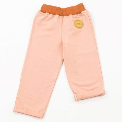 MIMOOKIDS PULL-ME-UP PANT ROSE (3)