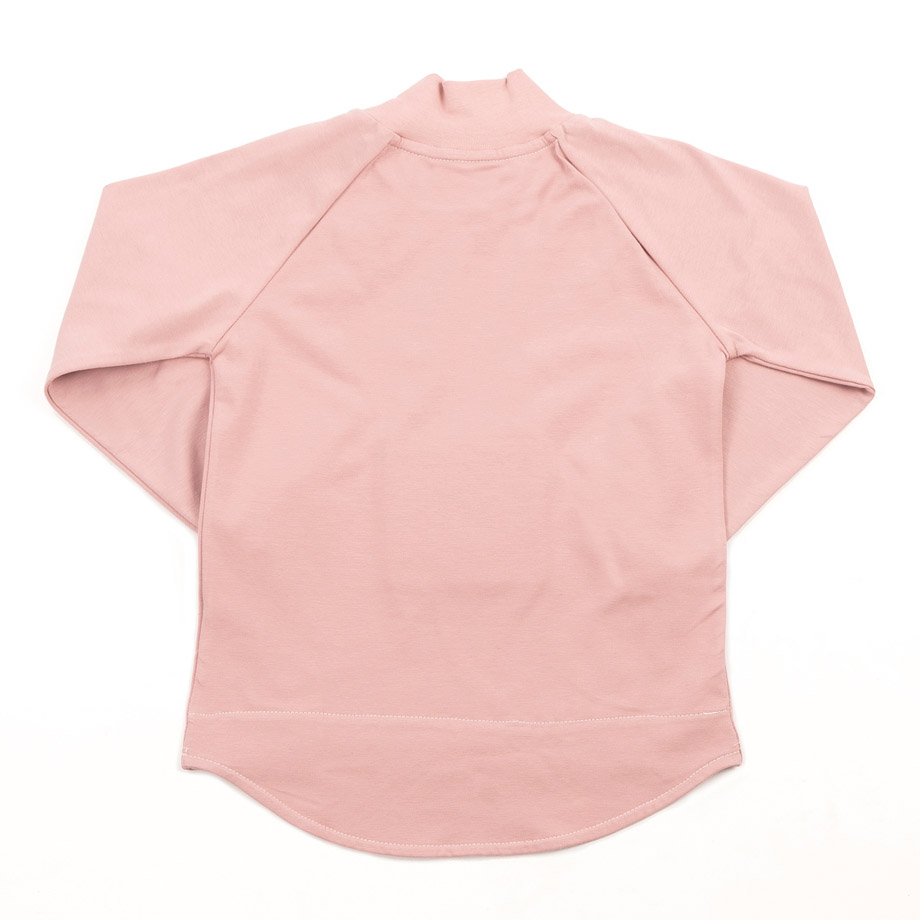 MIMOOKIDS - PLAY WITH ME TURTLE NECK SHIRT-ROSE (5)