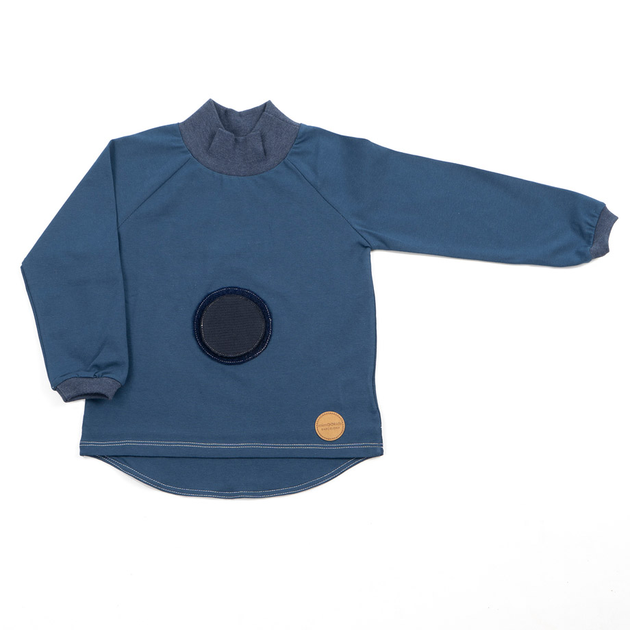 mimOOkids - Turtle Neck Play-with-me Petrol (1)