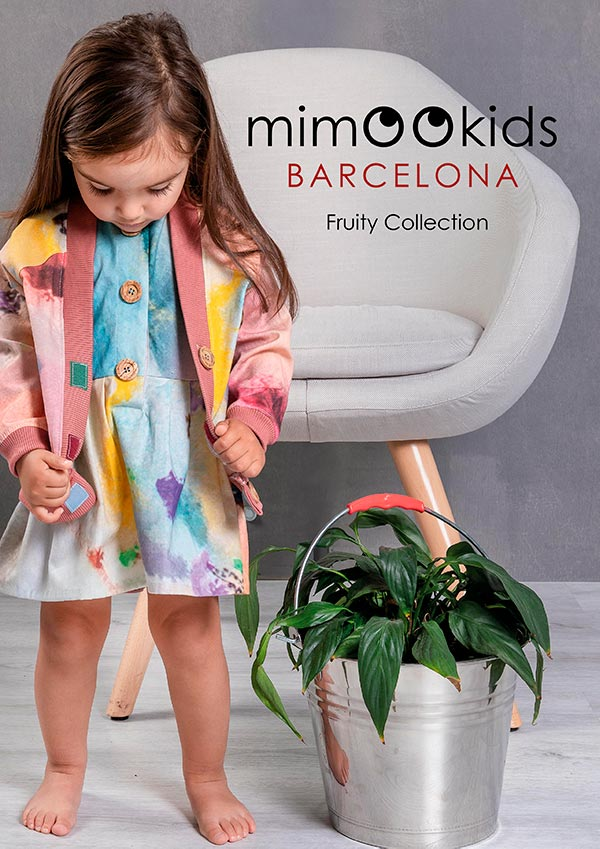 mimookids Barcelona-Fruity-Collection